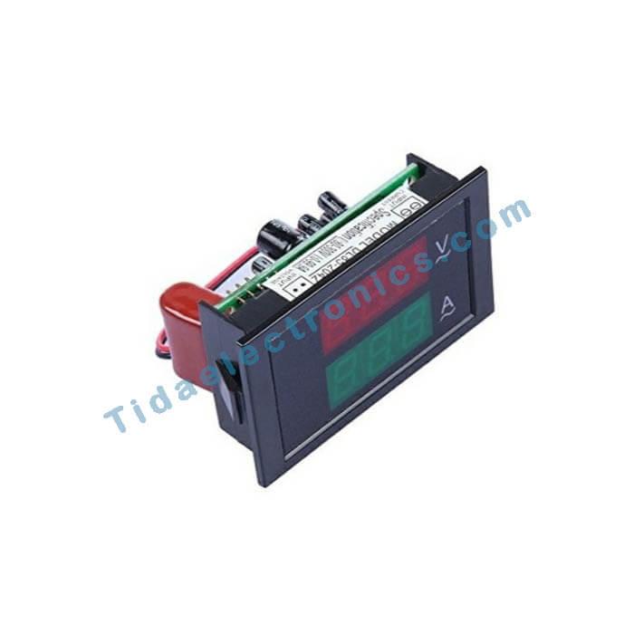 ماژول ولت متر آمپر متر مخصوص AC برق شهری DL85-2042