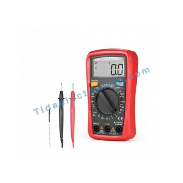 مولتی متر دیجیتالUNI-T UT33C Plus باسنسور اندازه گیری دما