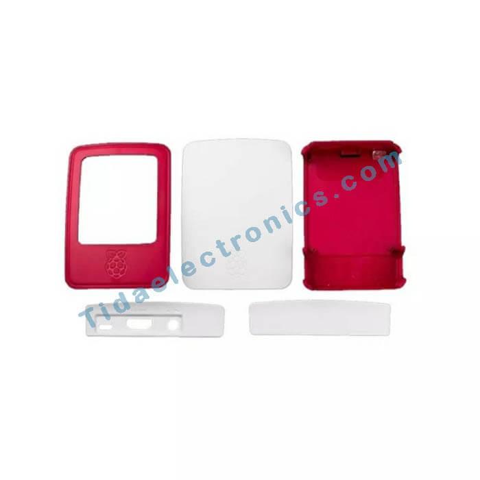 جعبه اورجینال مخصوص رزبری پای 3 Element 14 Raspberry Case