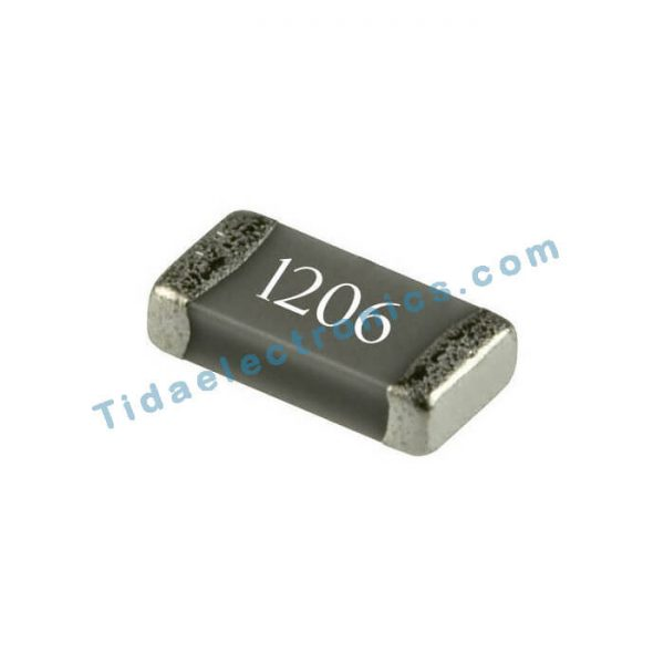 خازن 470nF پکیج SMD 1206