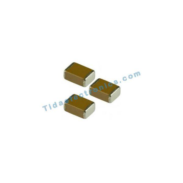 خازن 200pF پیکج SMD 0805
