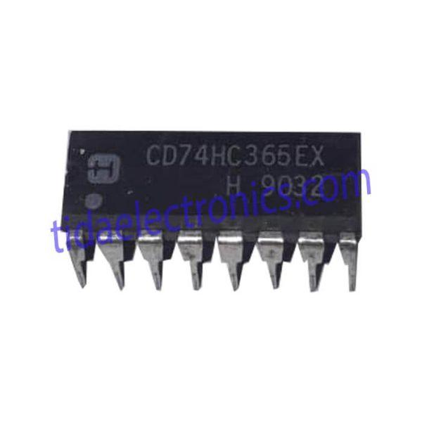 آی سی IC DIP CD74HC365EX