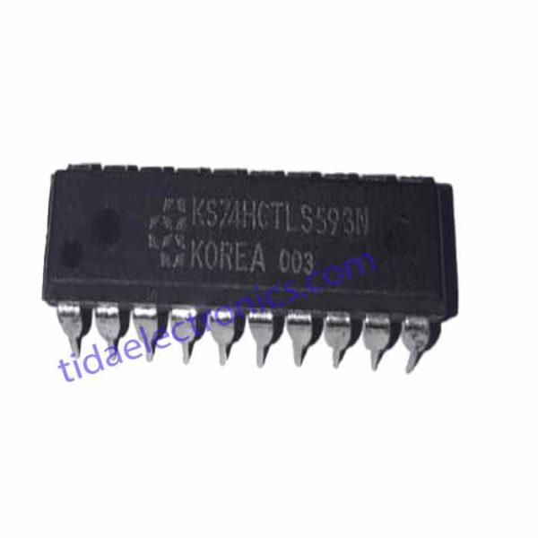 آی سی IC DIP KS74HCTLS593N