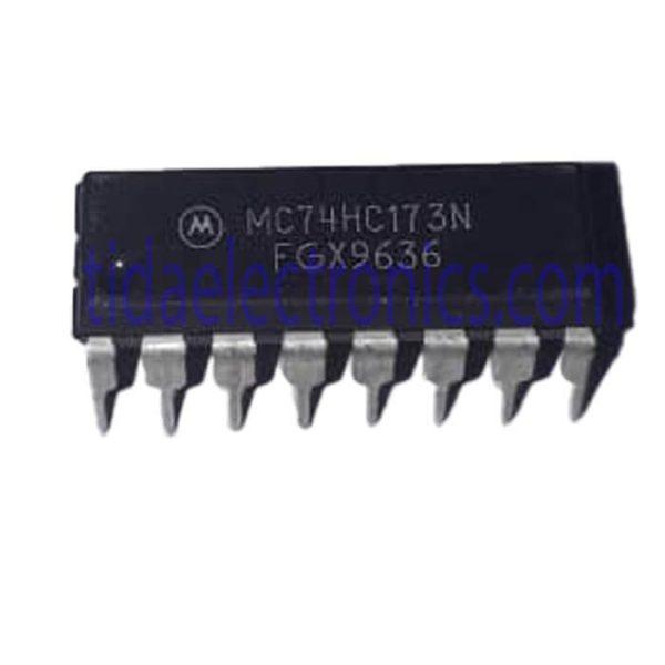 آی سی IC DIP MC74HC173N