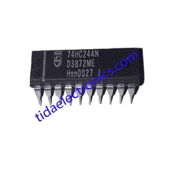 آی سی IC DIP 74HC244N