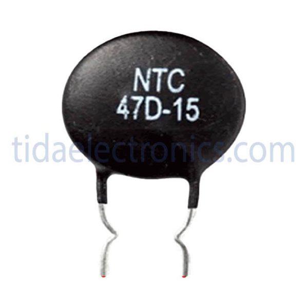 مقاومت NTC 47D-15 DIP