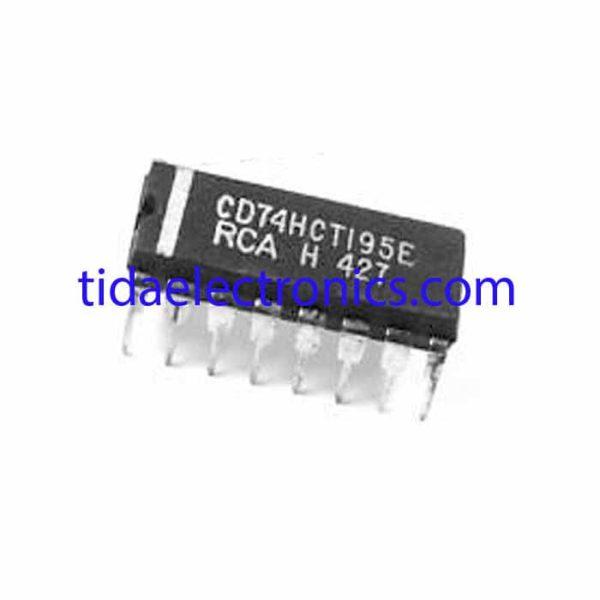 آی سی IC DIP CD74HCT195E