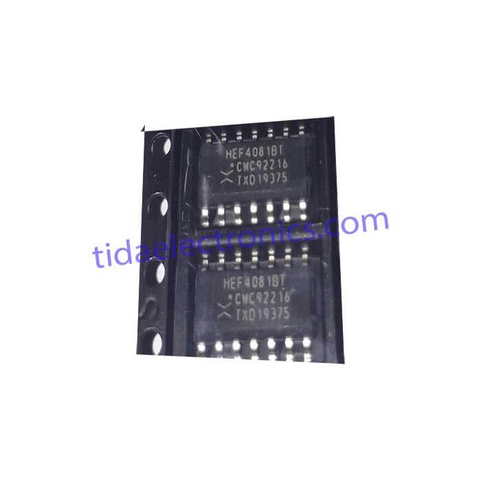 آی سی IC SMD HEF4081BT