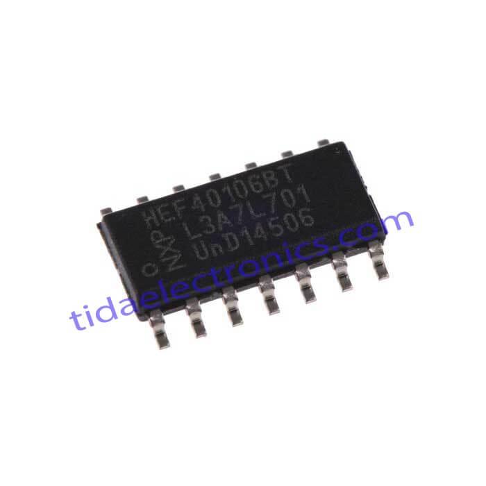 آی سی IC SMD HEF40106BT