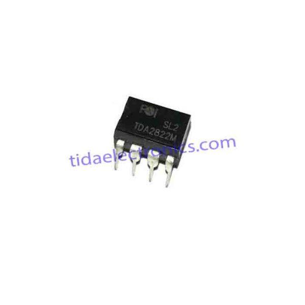 آی سی IC DIP TDA2822M
