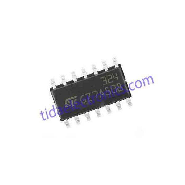 آی سی IC SMD LM324DR