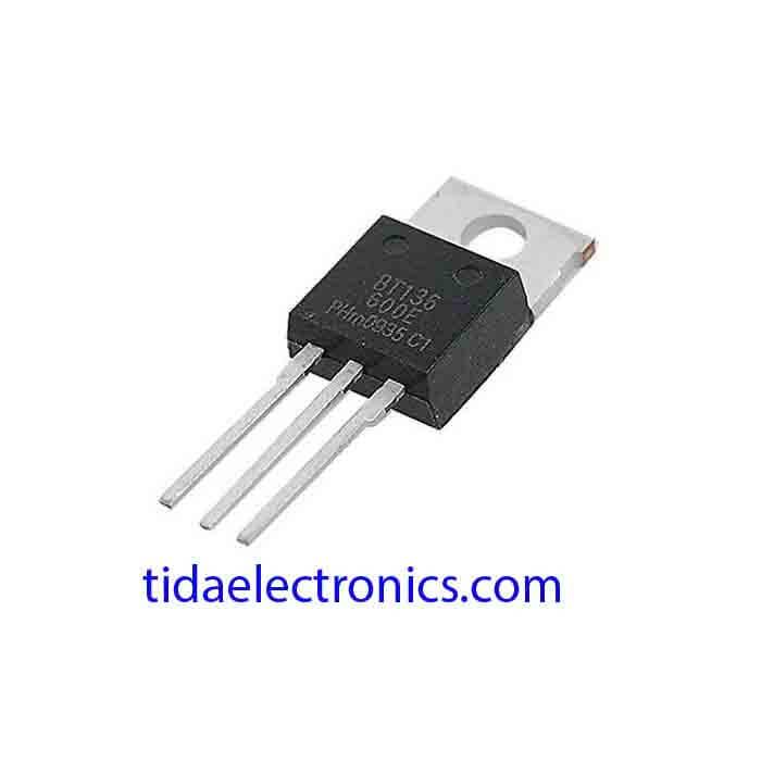 ترانزیستور-bt136-DIP